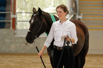 Wilga-Park-Gypsy-Lass-Reserve-Champion-pure-mare-with-Megan-Hollins