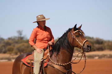 Lenny Cowboy Dressage